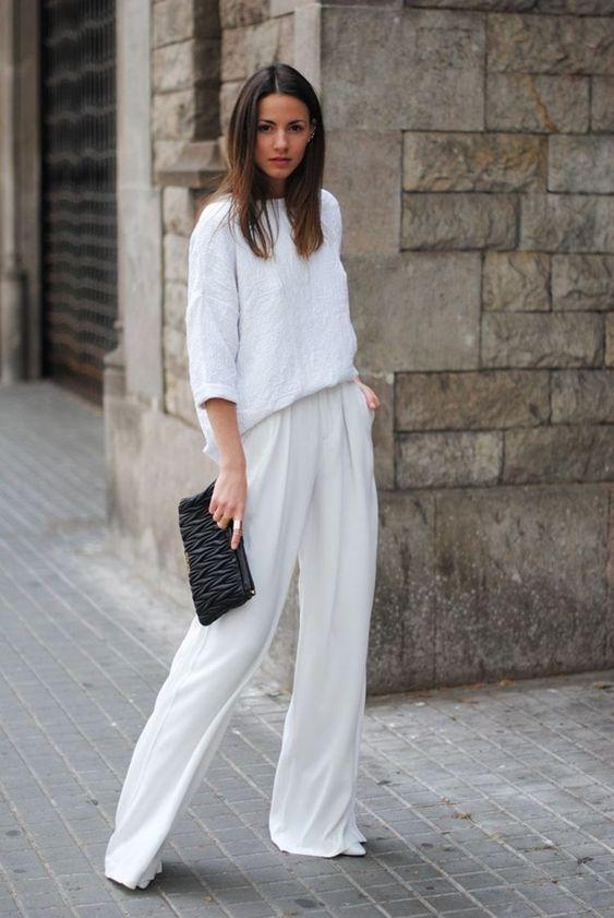 trang phục Off-White thời thượng