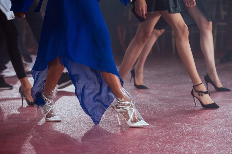 những đôi giày cao gót, boot sành điệu và sang chảnh