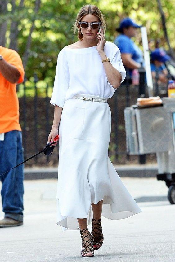 Màu trắng mang vẻ đẹp tinh tế và rất sang trọng