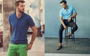Tại sao áo thun polo lại là món đồ chính trong tủ quần áo của các chàng?