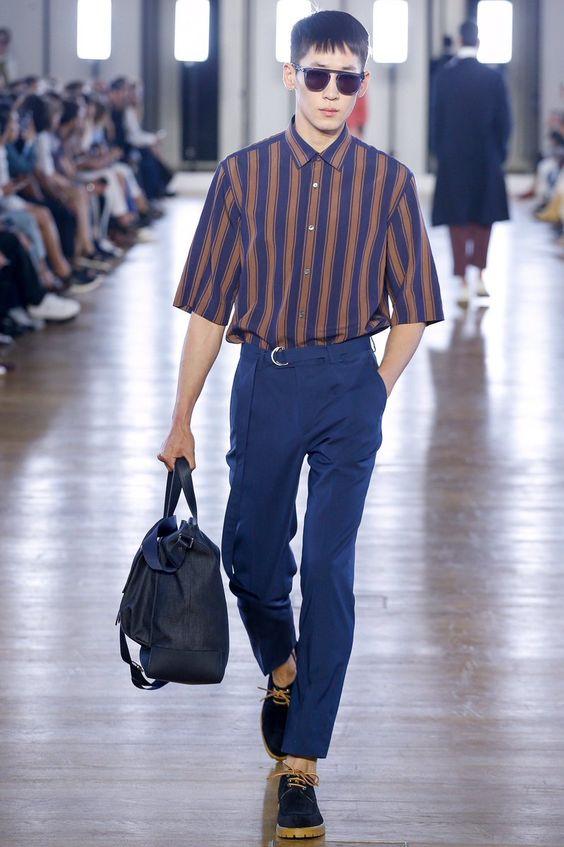 Thời trang vintage nam giúp nam giới khẳng định đẳng cấp