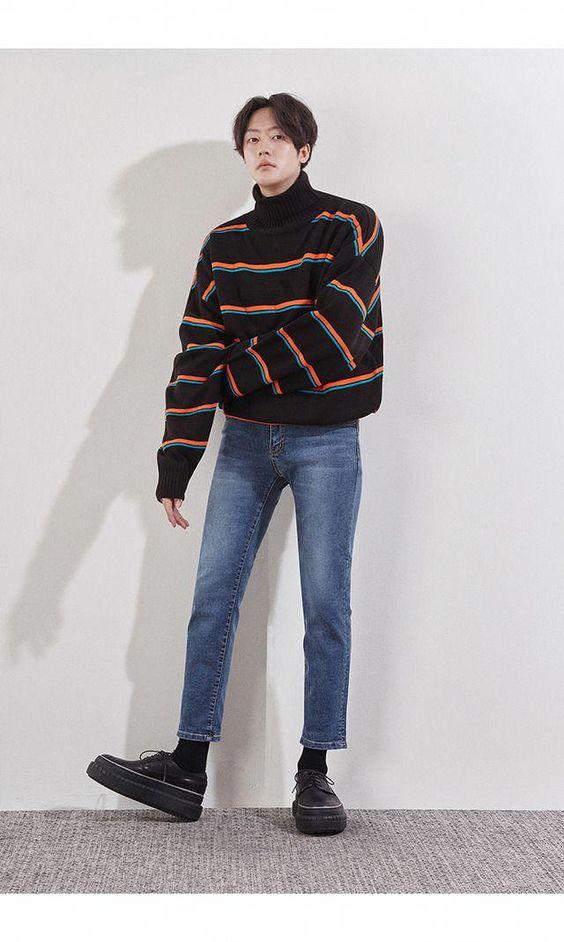 xu hướng thời trang vintage nam