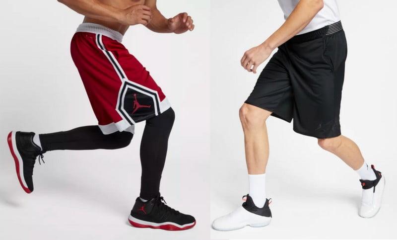Top 10 mẫu quần short Jordan nam bán chạy nhất năm 2019