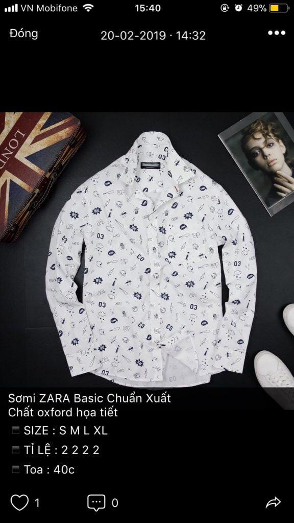 kinh doanh thời trang VNXK
