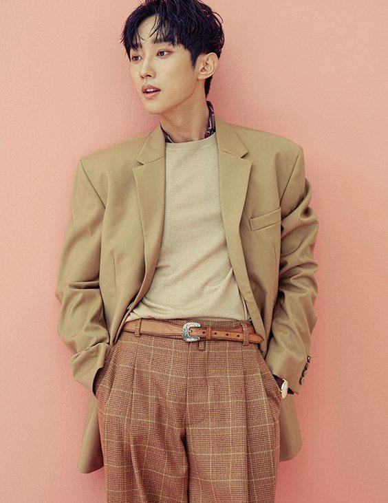 set đồ fashionisto chính hiệu cùng áo khoác blazer