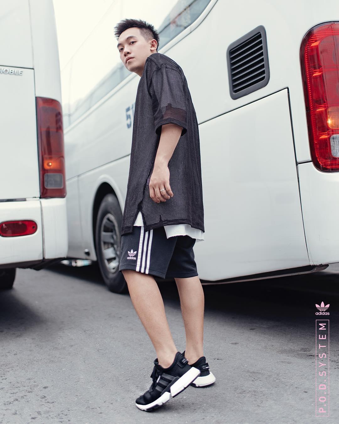 Quần short Adidas