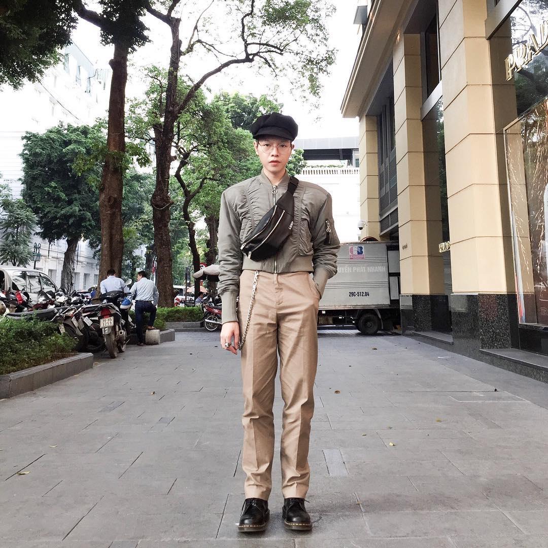 Trang phục Vintage
