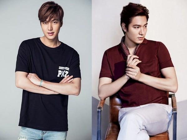 Mặc áo thun nam đẹp như Lee Min Hoo, tại sao không?