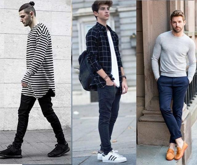 Tham khảo ngay 4 kiểu quần dài nam cho ngày hè nóng bức