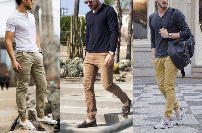 Vì sao các chàng trai nên có 1 chiếc quần Jogger trong tủ đồ?