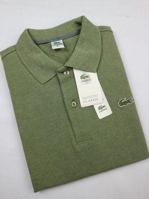 áo lacoste rêu