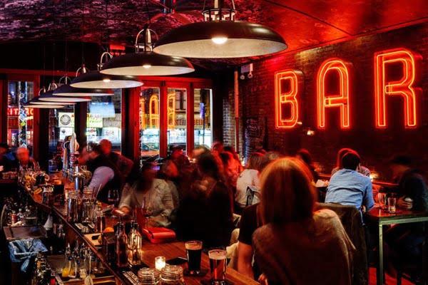 Bar là gì
