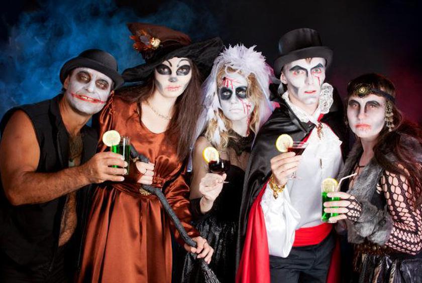 halloween la ngay bao nhieu cach phoi do theo phong cach halloween 3 Phối đồ theo phong cách Halloween. Halloween ngày bao nhiêu?