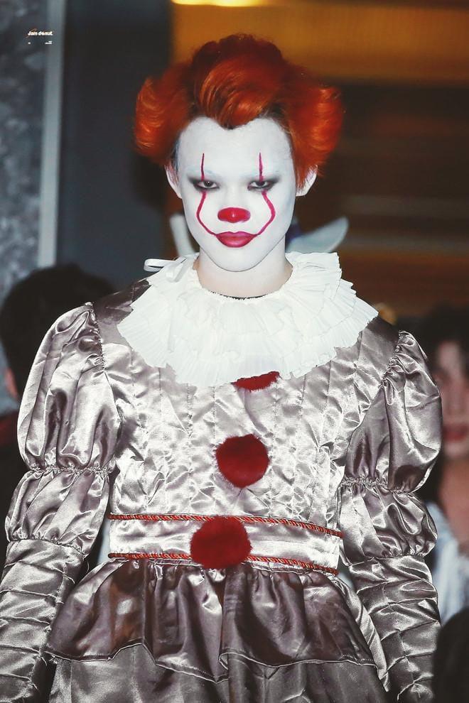 halloween la ngay bao nhieu cach phoi do theo phong cach halloween 5 Phối đồ theo phong cách Halloween. Halloween ngày bao nhiêu?