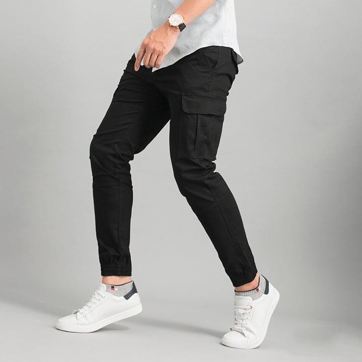 Tổng hợp 5 cách phối đồ với quần jogger túi hộp cực chất Tong-hop-5-cach-phoi-do-voi-quan-jogger-tui-hop-cuc-chat-4