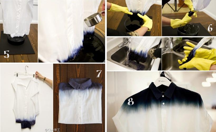 Cách biến tấu áo thun cũ thành mới