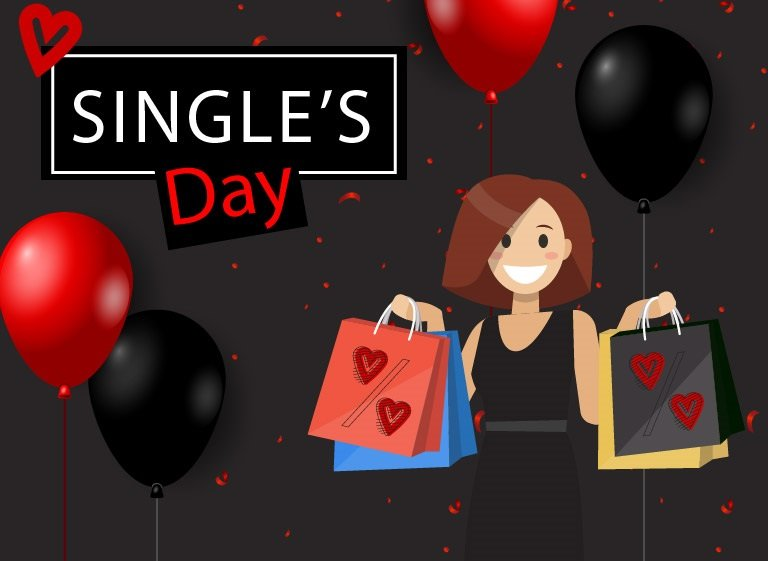 Ngày 11 tháng 11 - ngày lễ độc thân