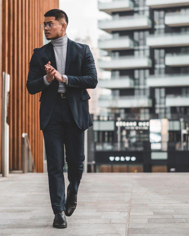13- Cách phối đồ nam đẹp đơn giản dành cho Mr Simple