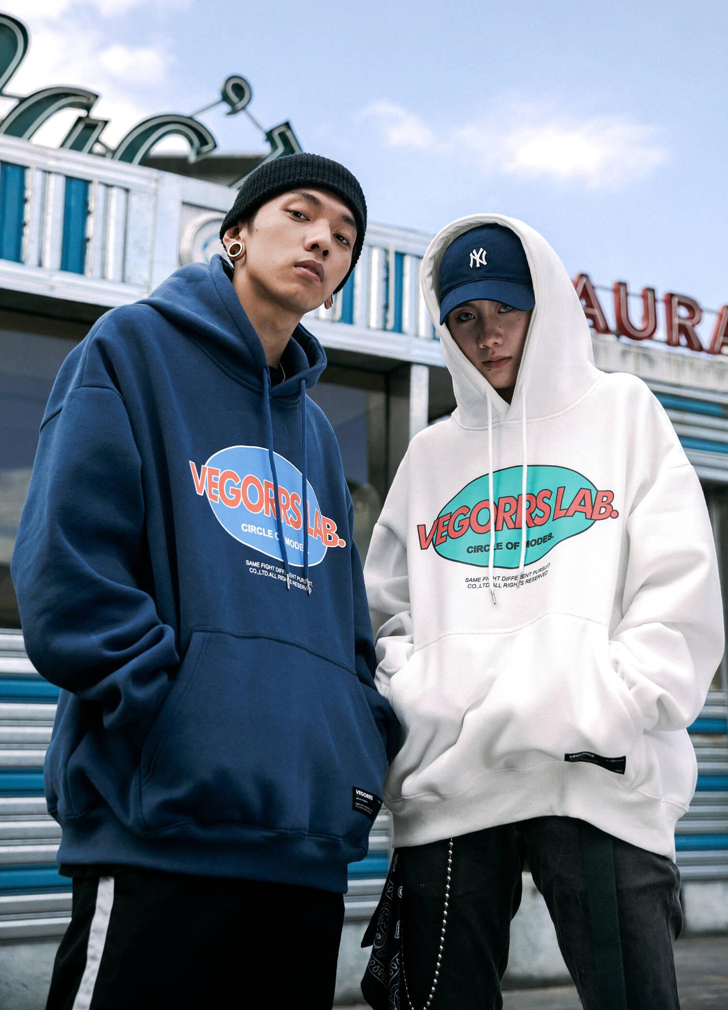 2-Mẫu Hoodie Local Brand nhất định phải mua