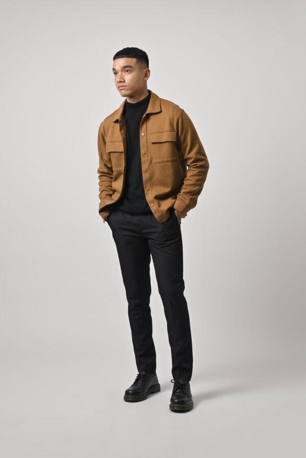 Áo khoác jacket chuẩn xịn Hidanz
