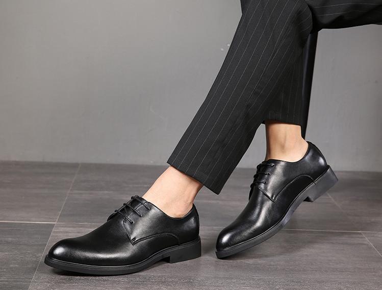 Đa dạng phong cách phối đồ với giày Derby nam