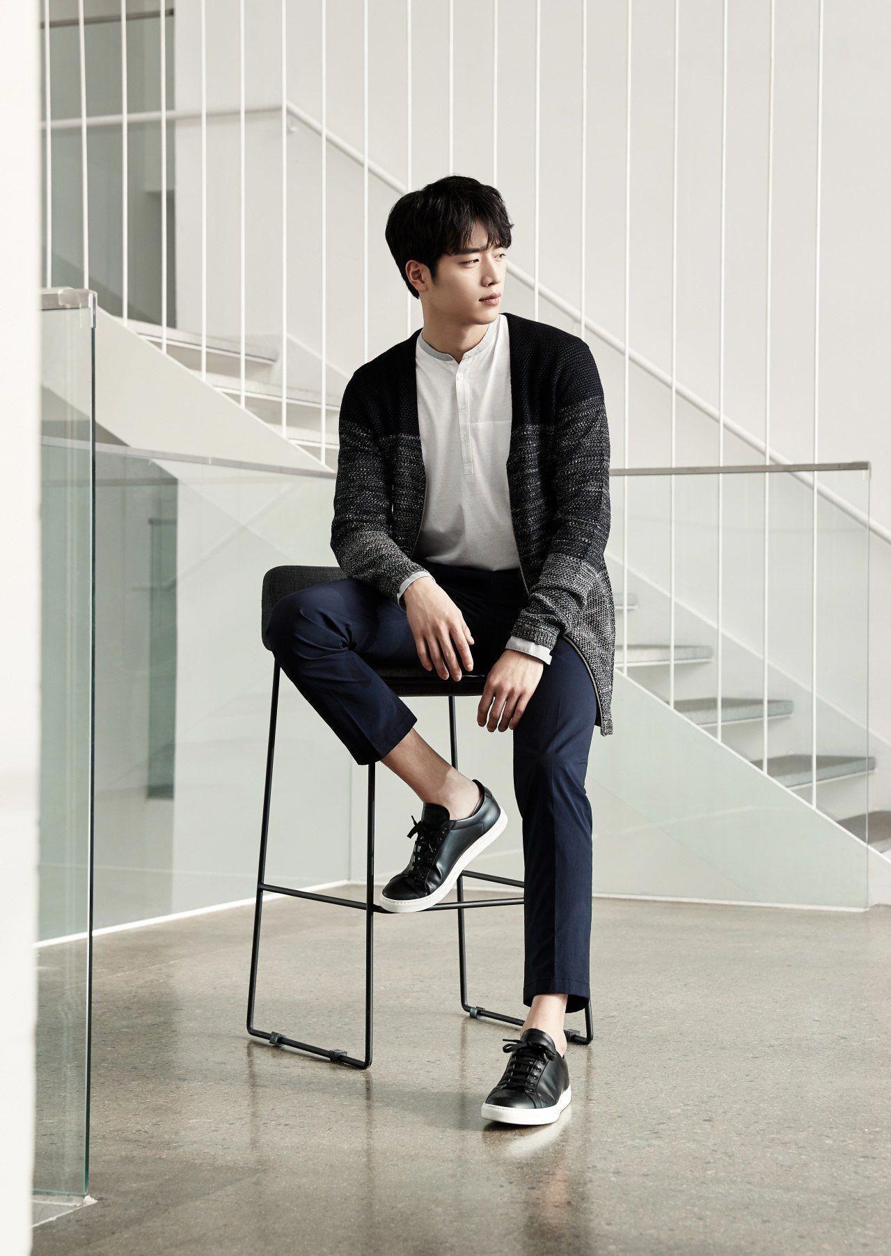Thời trang phong cách minimalism chất lừ cho nam