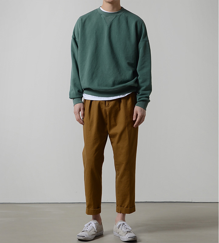 Sweatshirt là gì? Mặc Sweatshirt như thế nào chuẩn phong cách